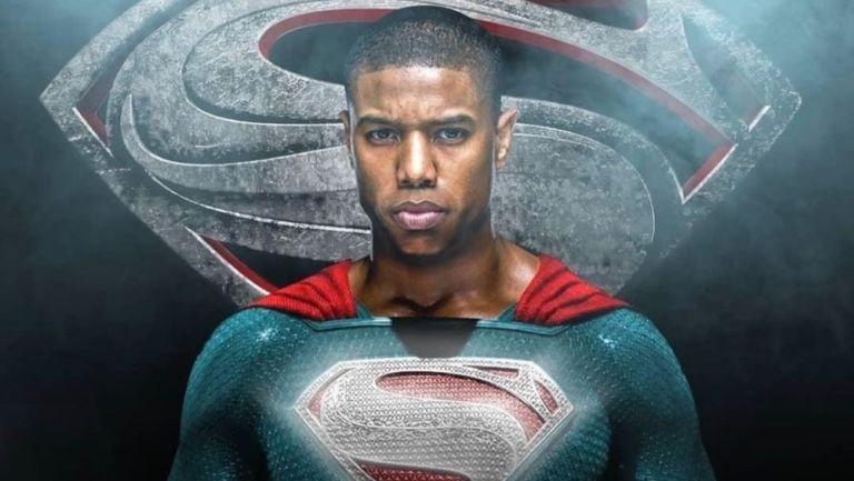 Michael B. Jordan se convertiría en el primer Superman afroamericano