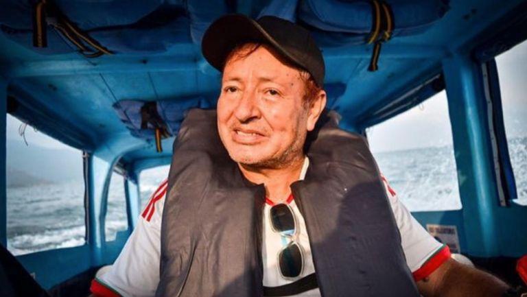 Sammy Pérez se encuentra intubado por Covid-19