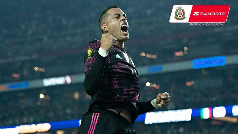 Selección Mexicana goleó a Honduras y clasificó a Semifinales de Copa Oro