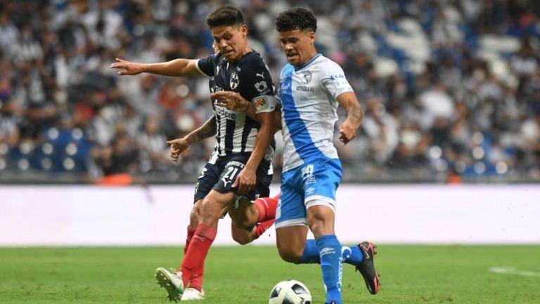 Rayados y Puebla empataron