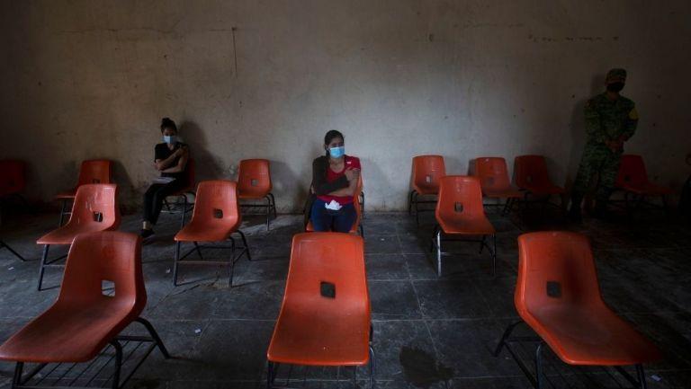 Vacunación en Zacatecas