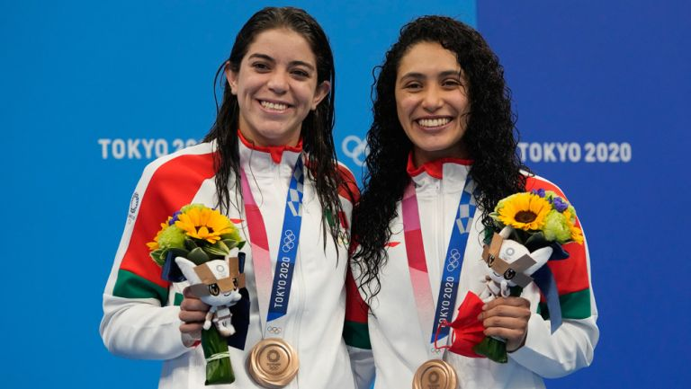 Ale Orozco y Gaby Agúndez, de la muerte de su entrenador al bronce Olímpico