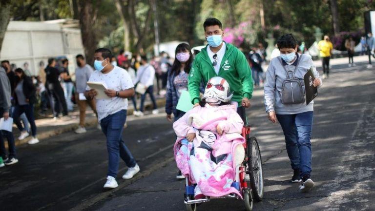 Vacunación en México contra el Covid-19