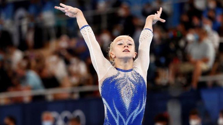 Tokio 2020: Comité Olímpico Ruso ganó su primer oro por equipos femenil en Gimnasia Artística
