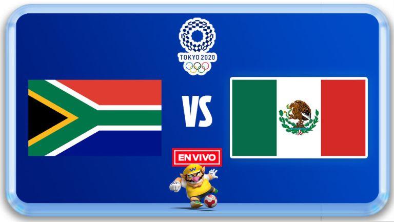 EN VIVO Y EN DIRECTO: Sudáfrica vs México