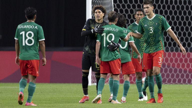 Guillermo Ochoa tras el partido ante Sudáfrica