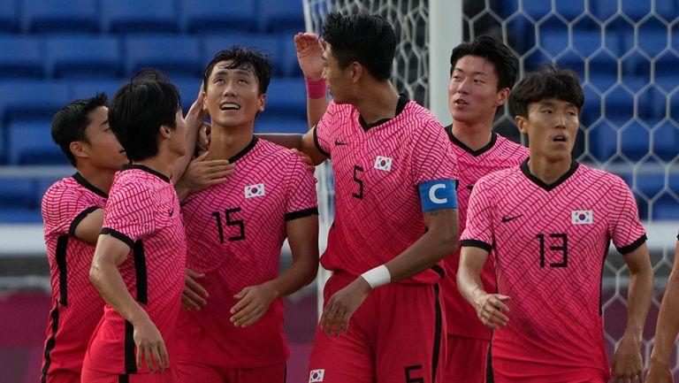 Tokio 2020: Corea del Sur apaleó a Honduras y los eliminó de torneo de futbol