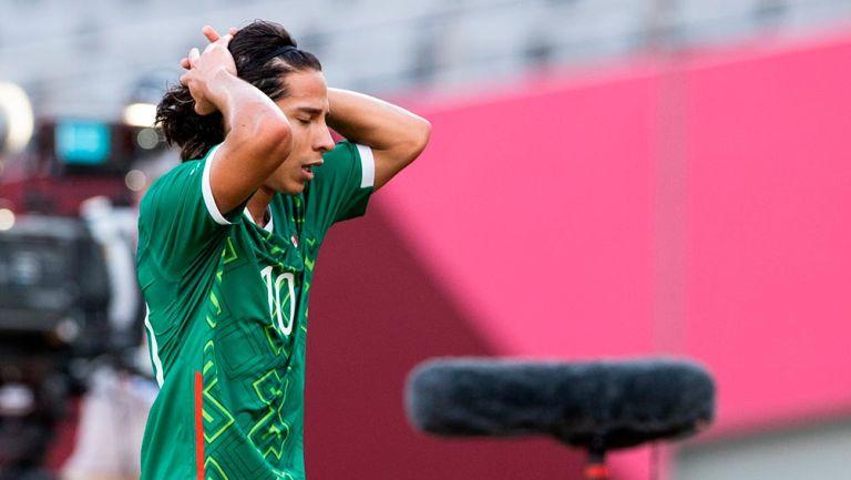 Diego Lainez: Sergio Canales, de Betis, pidió la entrada del mexicano contra Sudáfrica