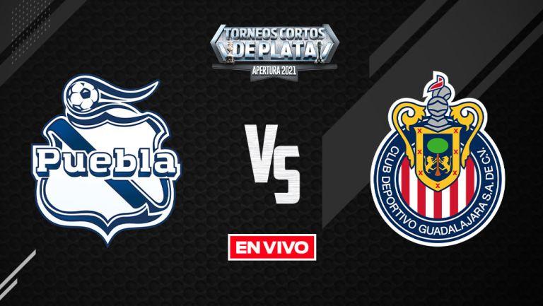 EN VIVO Y EN DIRECTO: Puebla vs Chivas Liga MX Apertura 2021 J2