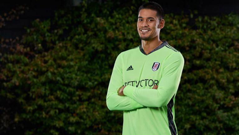 Alphonse Areola en su paso por el Fulham