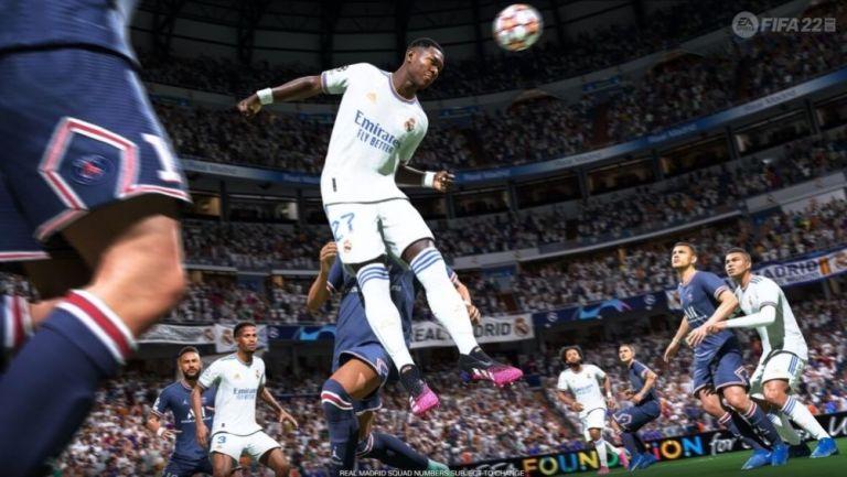 David Alaba en FIFA 22