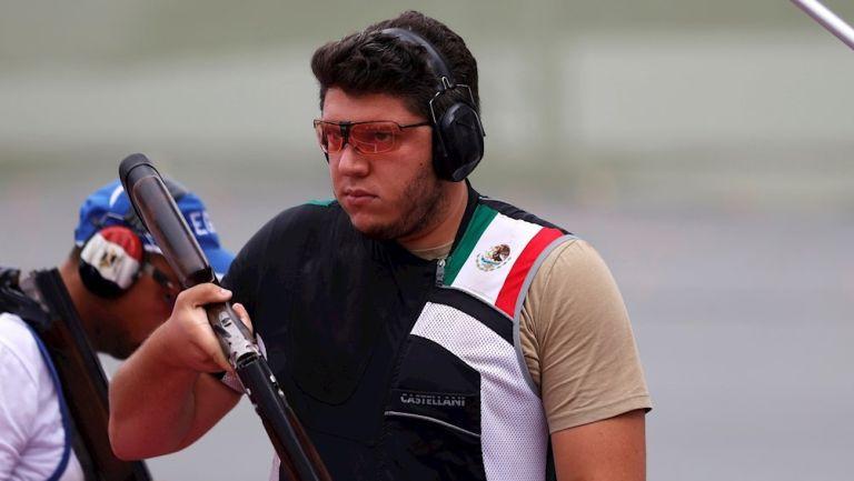 Tokio 2020: Jorge Orozco clasificó a la Final de tiro deportivo