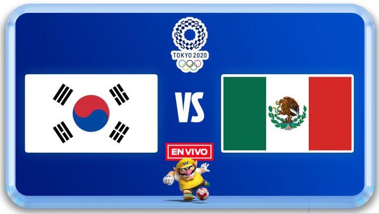 EN VIVO Y EN DIRECTO: Corea del Sur vs México