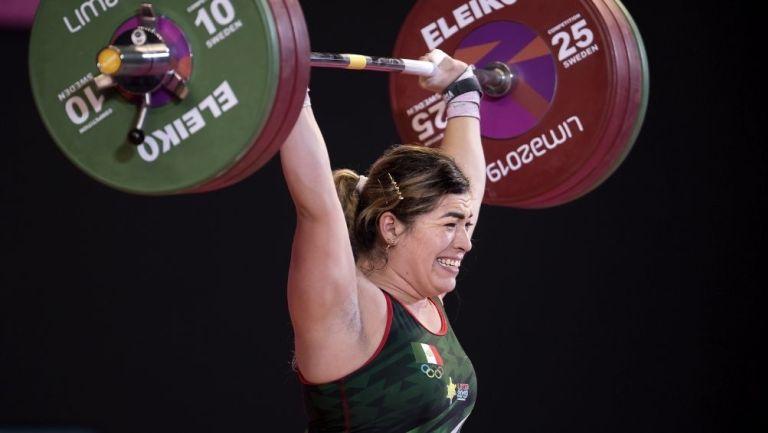 Aremi Fuentes sobre su participación en JJOO: 'Uno de mis sueños es estar  en el podio olímpico'