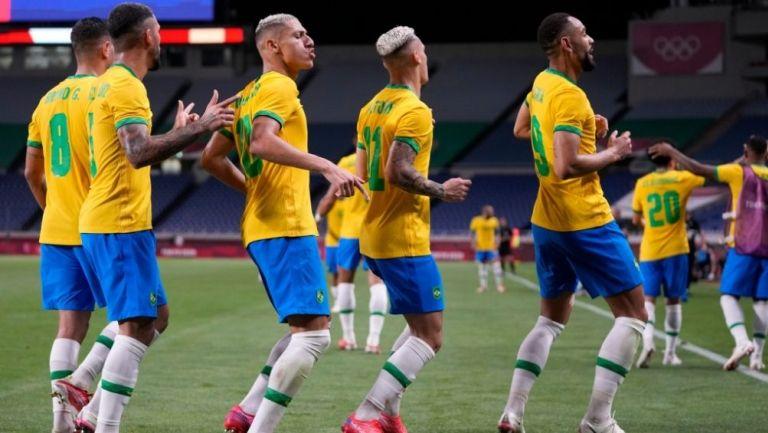 Brasil será el rival de México