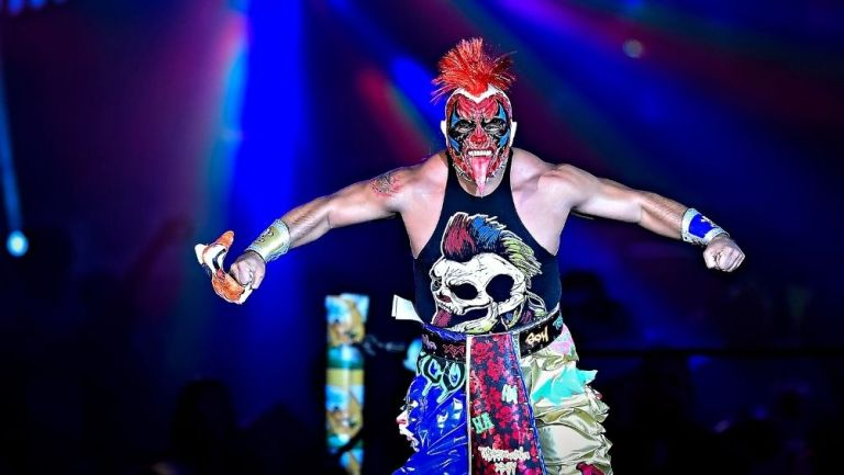 Psycho Clown quiere revancha