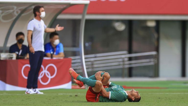 Tokio 2020: Jaime Lozano confirmó las bajas de Sánchez y Aguirre contra Brasil