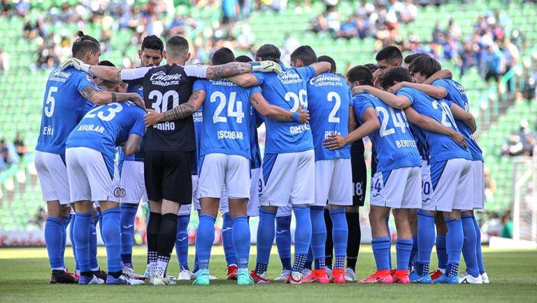 Cruz Azul: Enfrentó a Santos con 10 bajas en la Jornada 2
