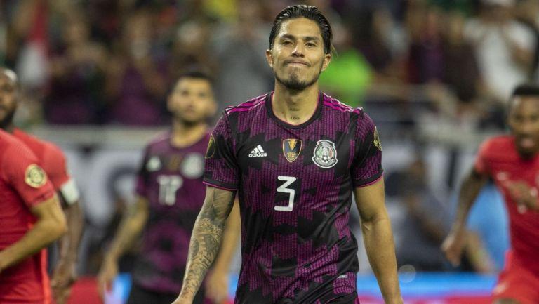 Selección Mexicana: Carlos Salcedo, a la banca ante Estados Unidos