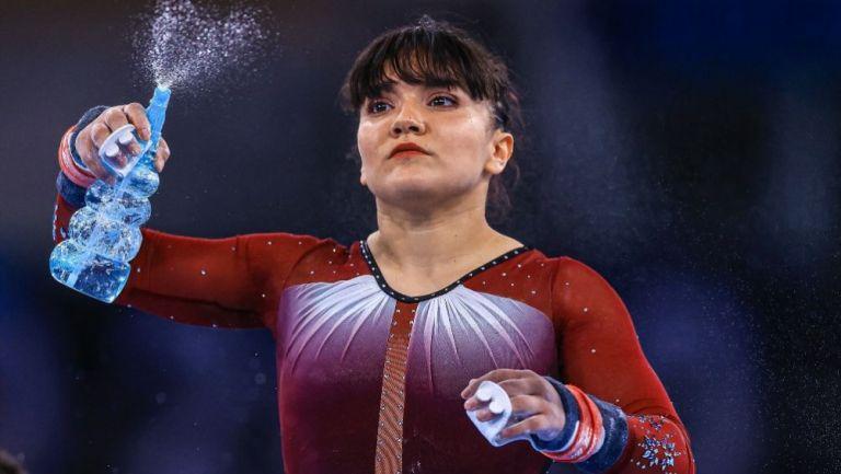 Alexa Moreno en los Juegos Olímpicos de Tokio 2020