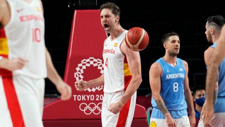 Tokio 2020: Atletas olímpcios eligieron a Paul Gasol como su representante ante el COI