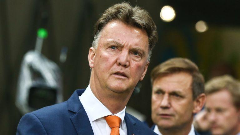 Louis van Gaal regresa como DT de los Países Bajos