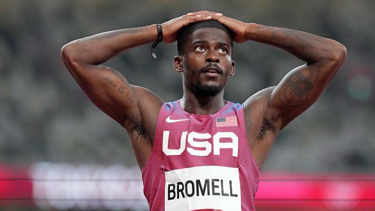 Tokio 2020: Estados Unidos, eliminado en relevos de 4x100 metros