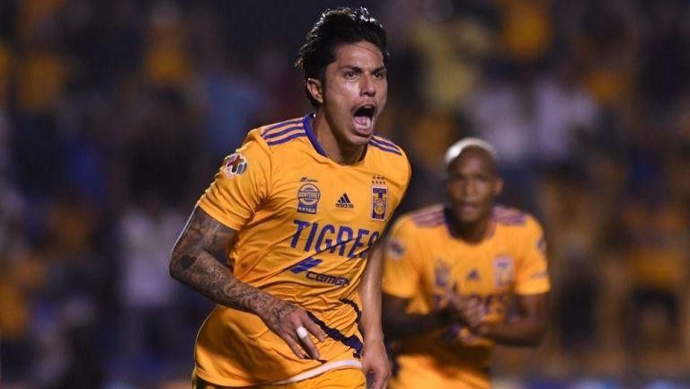 Salcedo salvó a los Tigres
