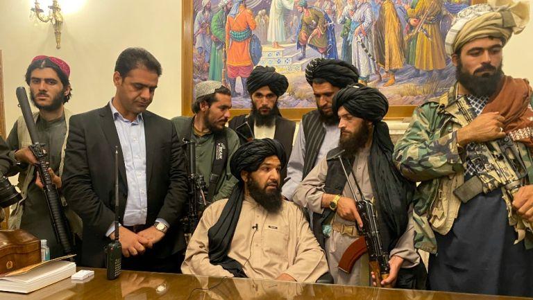 Afganistán: Kabul cayó en manos de los talibanes