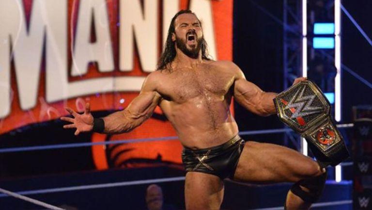 SummerSlam: Drew McIntyre recordó su paso por la lucha libre mexicana