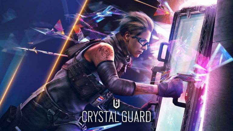 Rainbow Six Siege: Crystal Guard