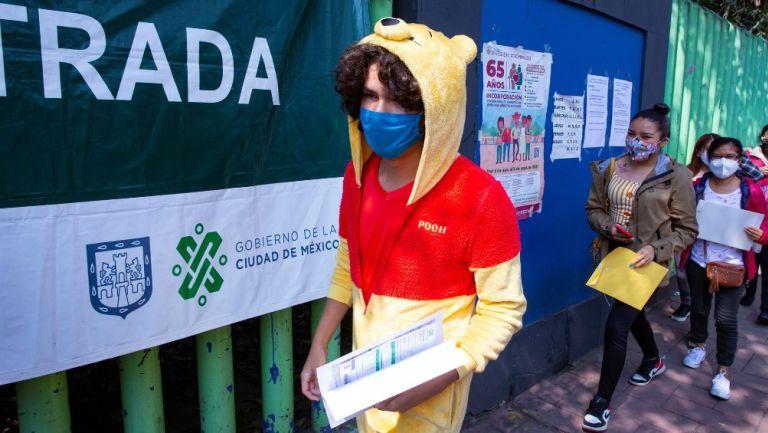México registró 20 mil 307 nuevos casos de Covid-19; muertes sumaron 847