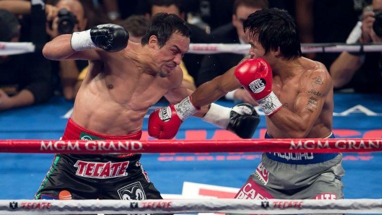 Márquez vs Pacquiao