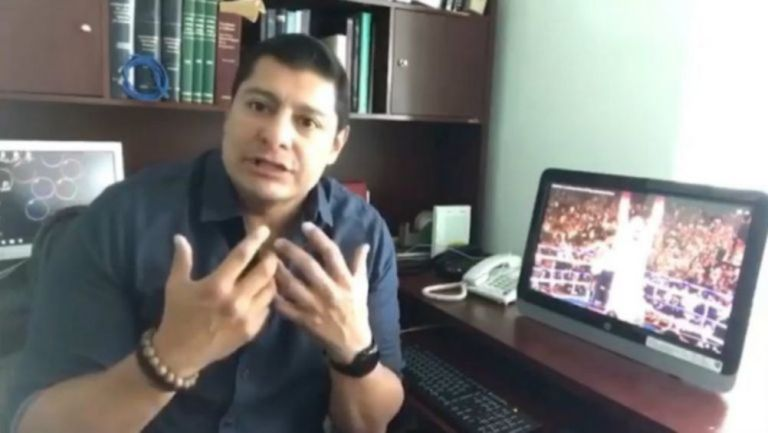 Carlos Aguilar, narrador de TUDN
