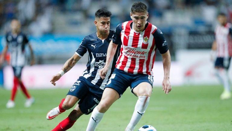 Chivas y Rayados empataron sin goles