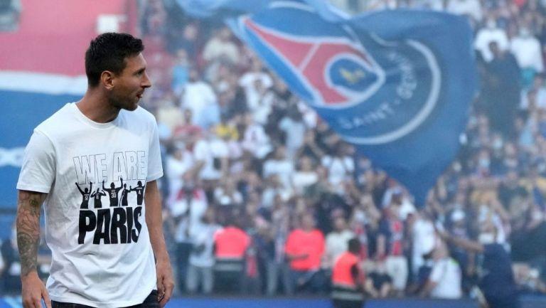 Messi podrá debutar con el PSG