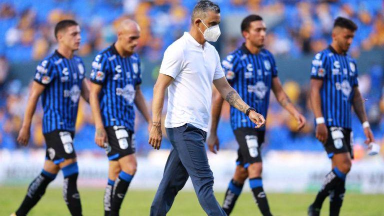 Héctor Altamirano: 'Quiero agradecerle a la afición el apoyo'