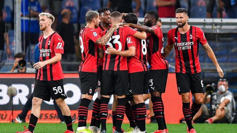 Milan: Brahim Díaz guió la primera victoria rossonera en la nueva temporada de la Serie A