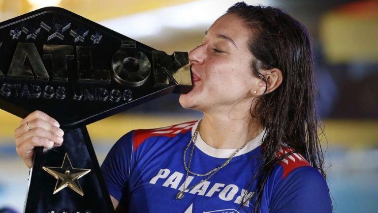 Norma Palafox: Ganó Exatlón en Estados Unidos