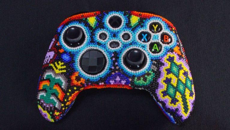 Control Huichol de Xbox