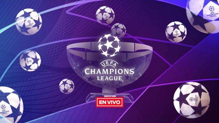 EN VIVO Y EN DIRECTO: Sorteo Fase de Grupos Champions League