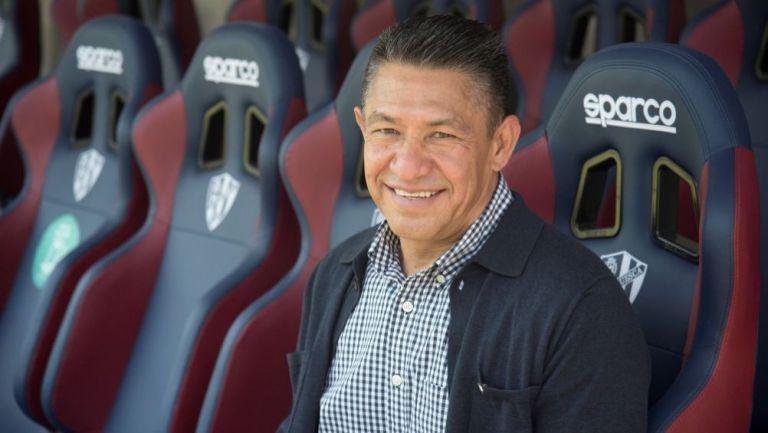 Nacho Ambriz, director técnico del Huesca