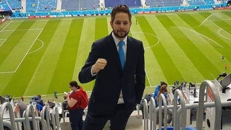 Pollo Ortiz llegará a TNT Sports