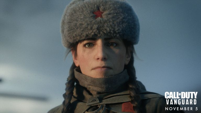 Polina Petrova de Call of Duty Vanguard