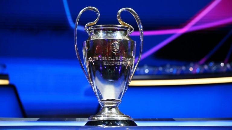 La Orejona, trofeo de la Champions League