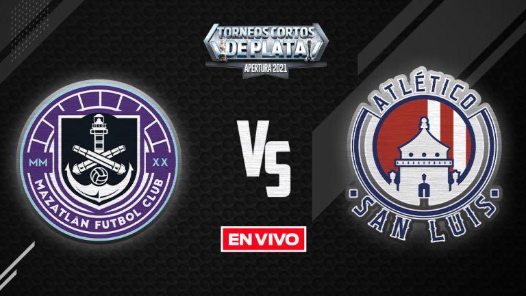 EN VIVO Y EN DIRECTO: Mazatlán vs Atlético San Luis