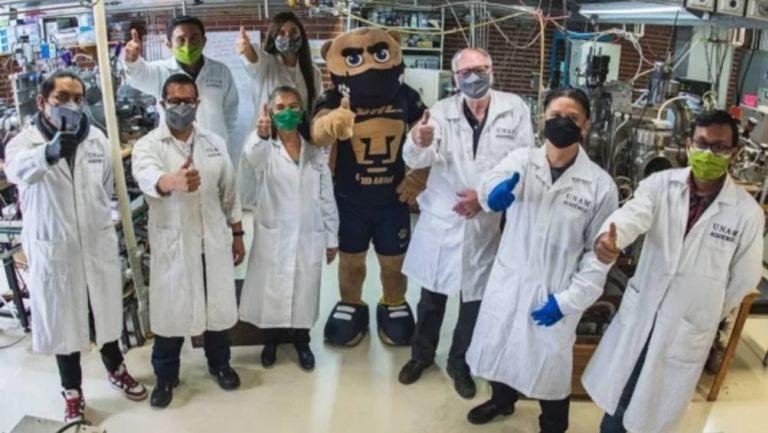 COVID-19: UNAM creó cubrebocas que inactiva al virus