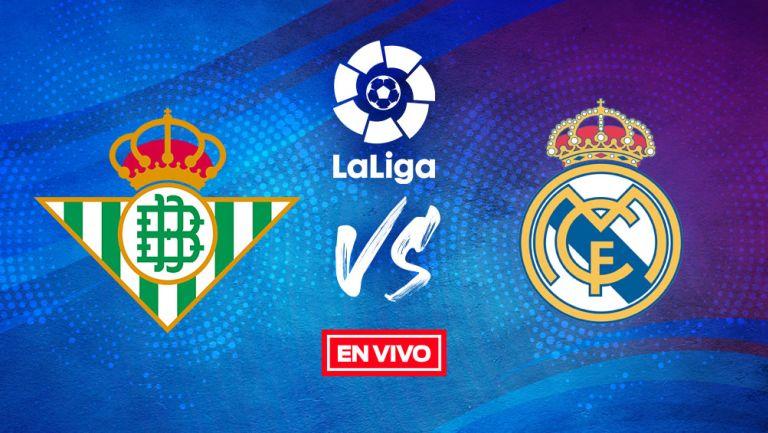 EN VIVO Y EN DIRECTO: Betis vs Real Madrid La Liga J3