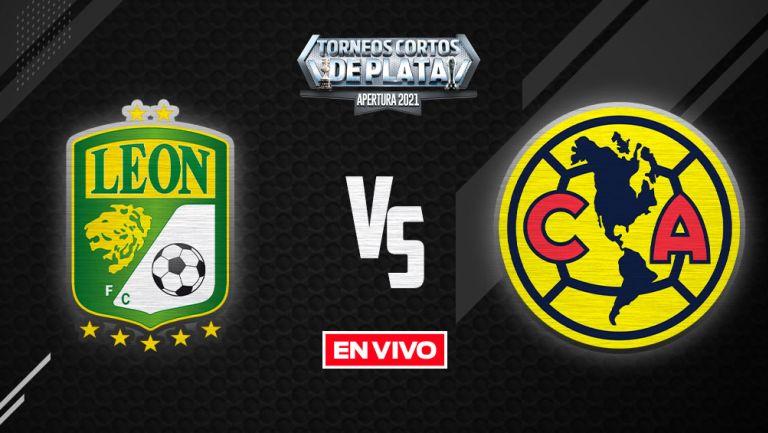 EN VIVO Y EN DIRECTO: León vs América