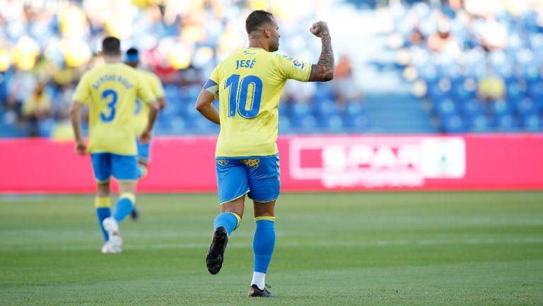 Ignacio Ambriz: Huesca perdió ante Las Palmas y pone en peligro su liderato